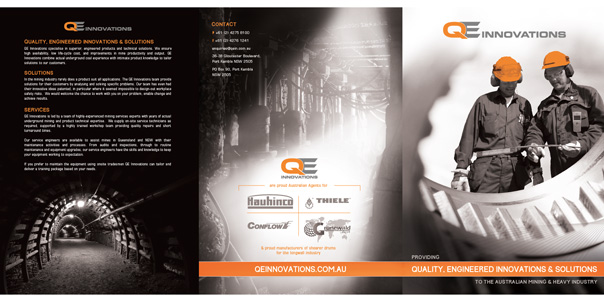 illawarra brochure design